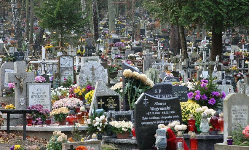 Wszystkich Świętych. 1 listopada nie zabieraj tego na cmentarz