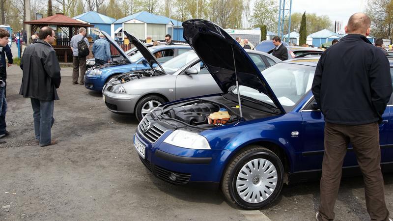 Giełda aut używanych