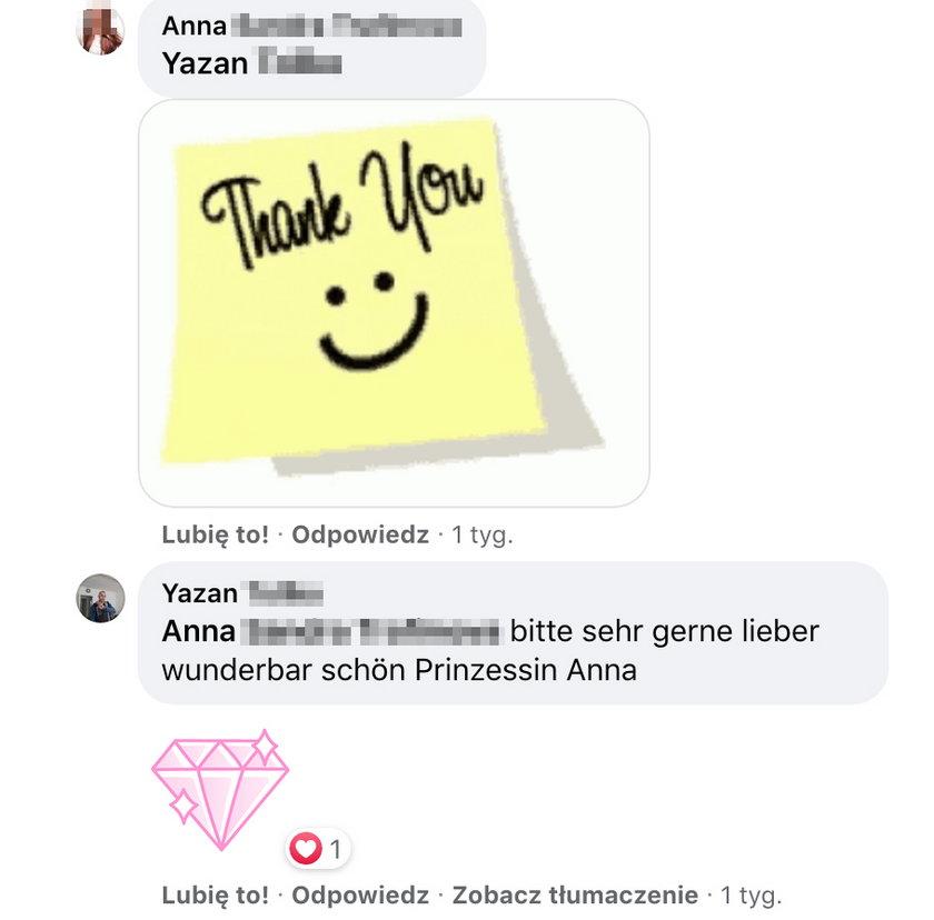 Zdjęcie Anny na Facebooku wywołało lawinę pozytywnych komentarzy