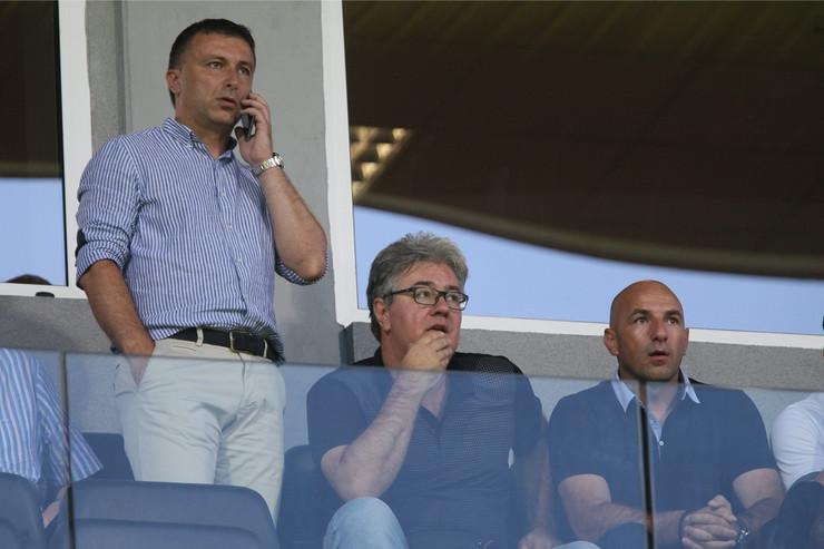 Vladimir Matijašević, Dragan Obradović, Nenad Mirosavljević