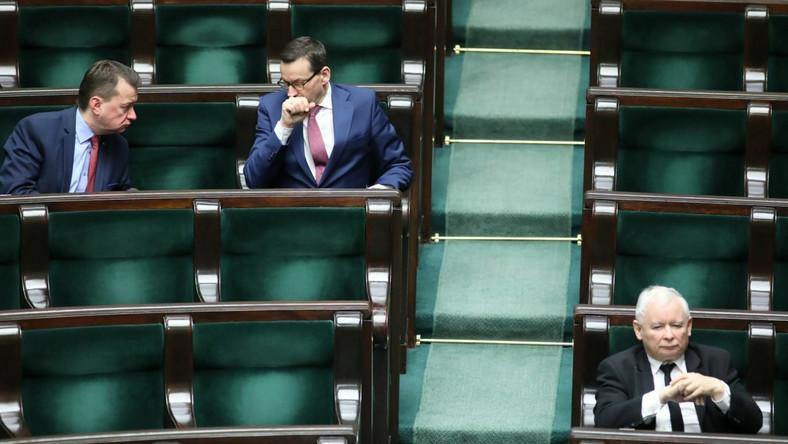 Nocne posiedzenie Sejmu