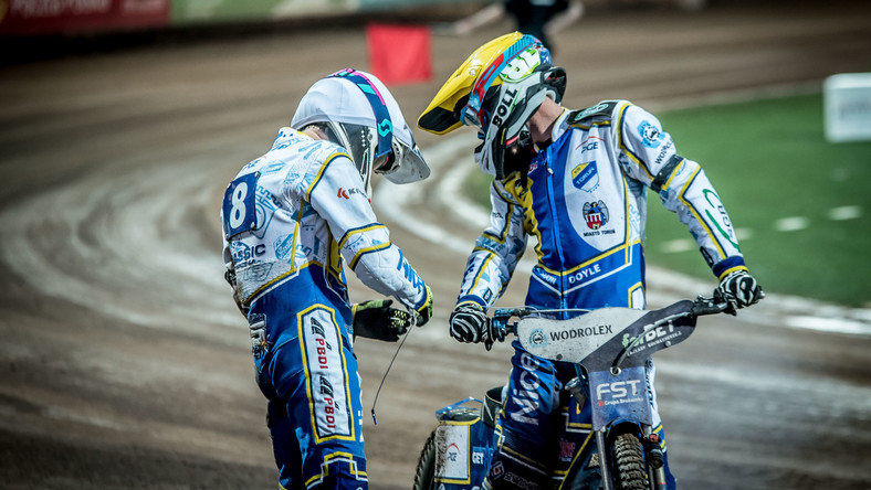 Jack Holder, Jason Doyle