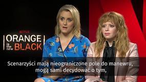 """Taylor Schilling i Natasha Lyonne o """"Orange Is The New Black"""": wszystkie jesteśmy inne niż norma"""