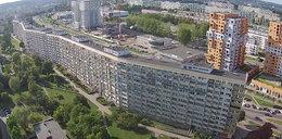Najdłuższy budynek w Europie z lotu ptaka [FILM]