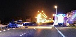 Tragiczny wypadek na A4. Nie zauważył kolejki?