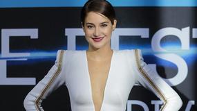 """""""Niezgodna"""": piękna Shailene Woodley na premierze"""