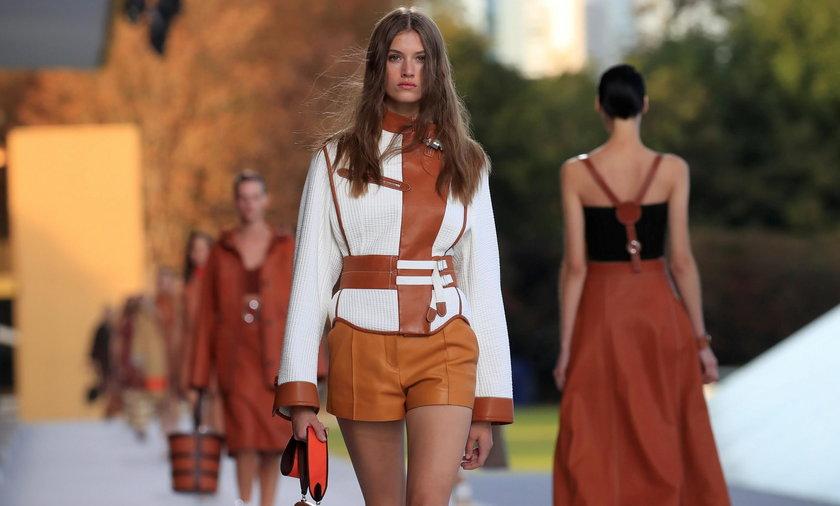 Wiosna 2019 - jak ubierać się modnie?