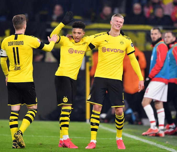 FK Dortmund - FK Keln