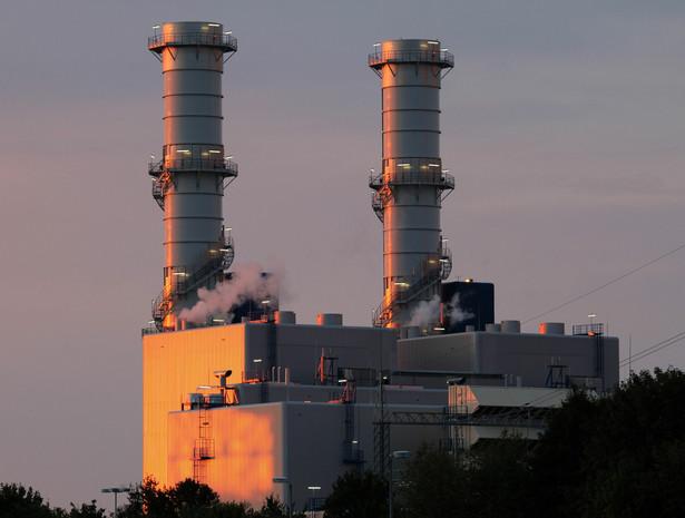 elektrownia gazowa