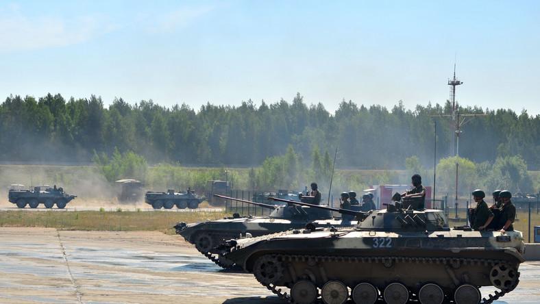 Białoruska armia