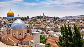 Mniej turystów spędzi Boże Narodzenie w Jerozolimie