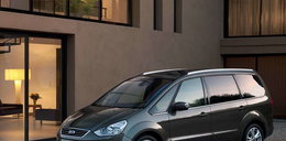 Ford S-Max i Galaxy 2010: facelifting, diody i EcoBoost