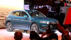 Audi Q5 - ulubione Audi Polaków (Targi Paryż 2016)