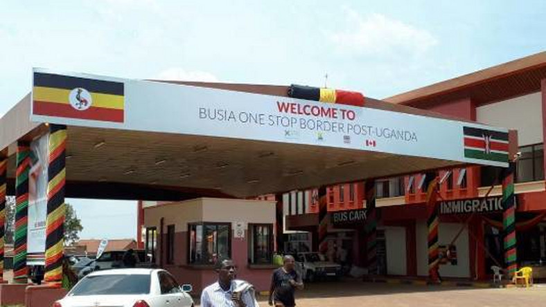 The Busia One Stop Border Post