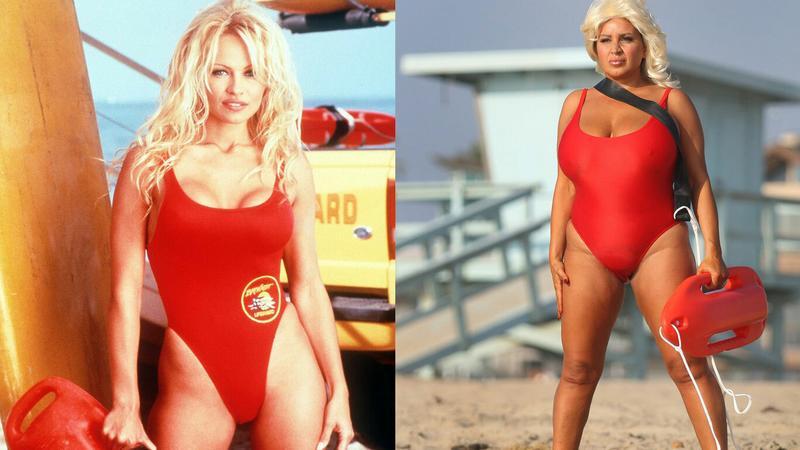 Pamela Anderson, Mercedes 'MJ' Javid