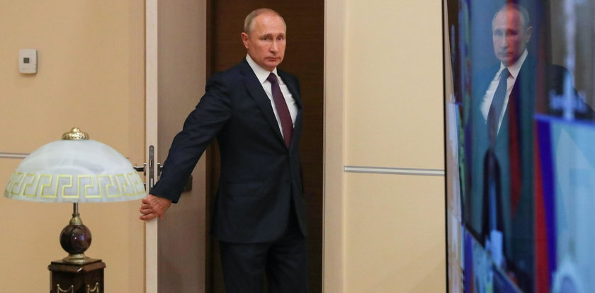 Putin ciężko chory? Rzecznik Kremla skomentował