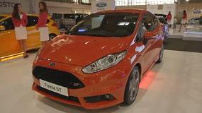 Ford na targach Motor Show 2013