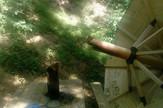 NP Fruška gora 1. maj drvena klupa