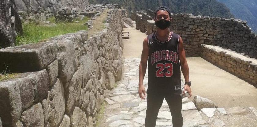 Peru otworzyło ruiny Machu Picchu dla jednego turysty
