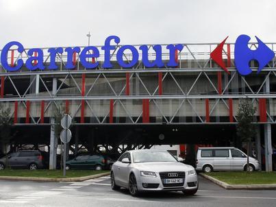 Carrefour we francuskim Anglet