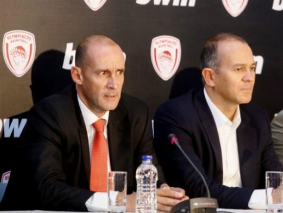 Vlasnici Olimpijakosa, braća Angelopulos, uvereni su da su doneli najbolju moguću odluku za klub