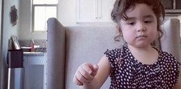 Rodzice dają dziecku słodycze i każą czekać. Dziwne wyzwanie w sieci