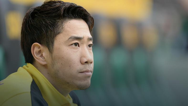 Shinji Kagawa przedłuży umowę z Borussią Dortmund