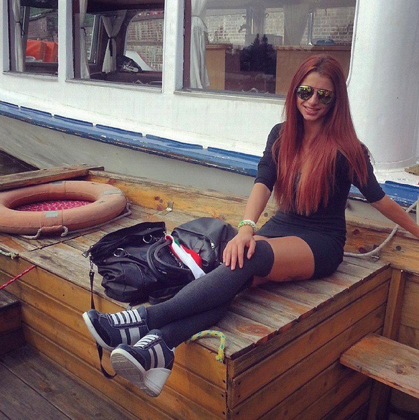 Vanya Zapryanova - siatkarska miss z Bułgarii. Zobacz jak prezentuje się w samym bikini!