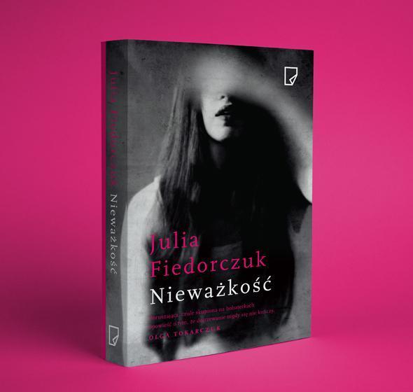 """Julia Fiedorczuk, """"Nieważkość"""", Wydawnictwo Marginesy"""