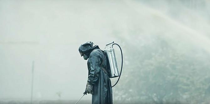 Serija Černobilj