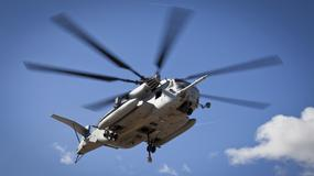 Zderzenie dwóch wojskowych śmigłowców koło Hawajów