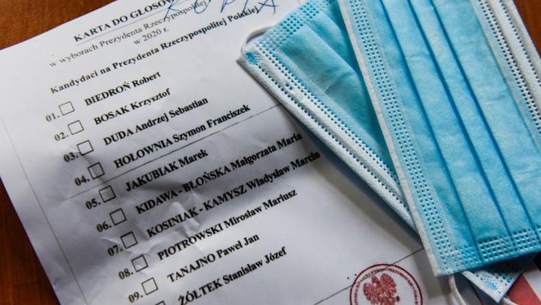 Wybory prezydenckie 2020. W sieci krąży skan pakietu wyborczego ...