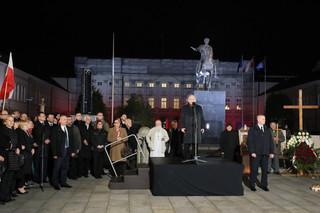 Kaczyński podczas miesięcznicy smoleńskiej: Wiosną 2018 roku raport dot. katastrofy będzie gotowy