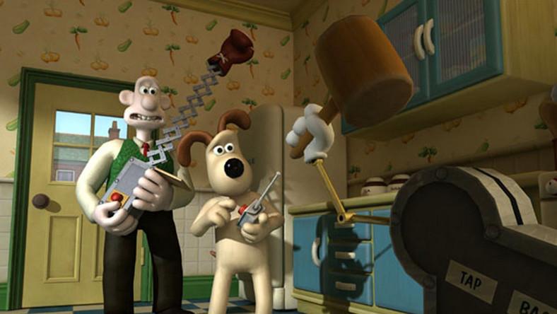 Komputerowe przygody Wallace'a i Gromita