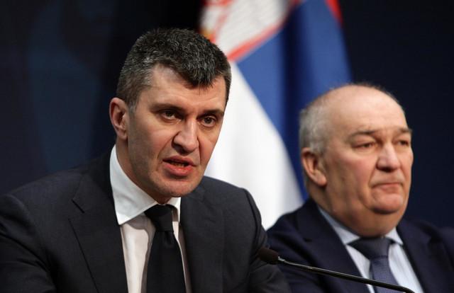 Zoran Đorđević i Ljubisav Orbović