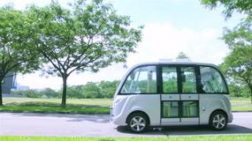 Singapur testuje autonomiczne autobusy