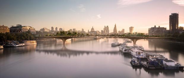 Projekt Garden Bridge