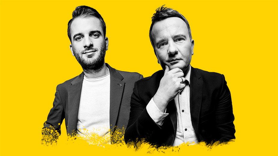 Grand Press 2020. Janusz Schwertner i Andrzej Stankiewicz nominowani