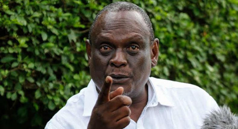 Jubilee Vice Chairman David Murathe