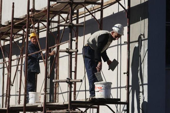 Traženi su radnici na građevini