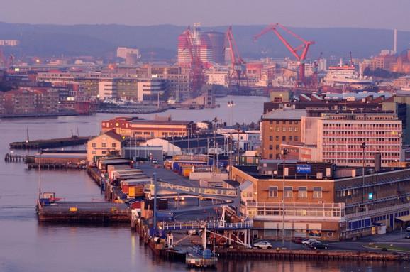 Čak je i luka očišćena otkako je grad okrenuo ekološki list