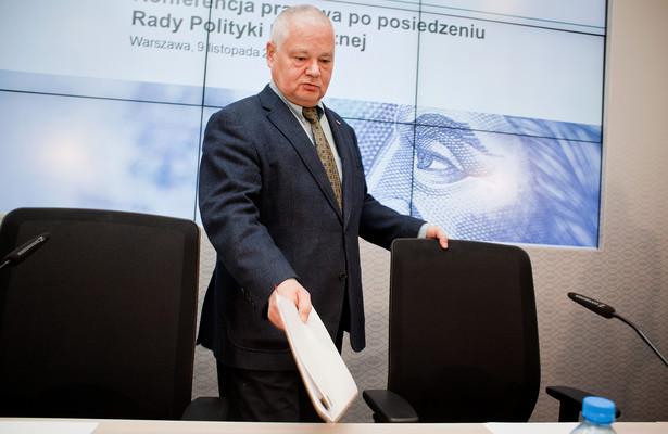 Adam Glapiński, prezes NBP