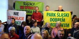 Nie oddamy naszego parku! Mieszkańcy apelują do wojewody śląskiego