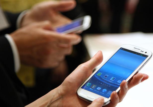 Nowa seria smartfonów japońskiej firmy DoCoMo.