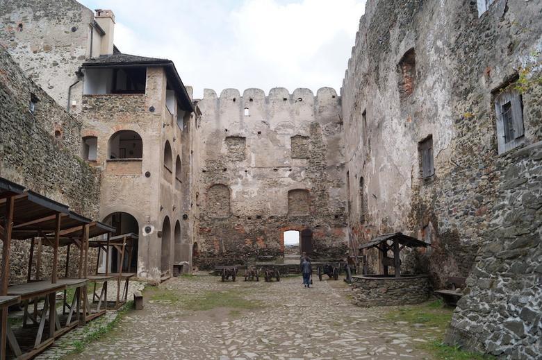 Ruiny zamku w Bolkowie