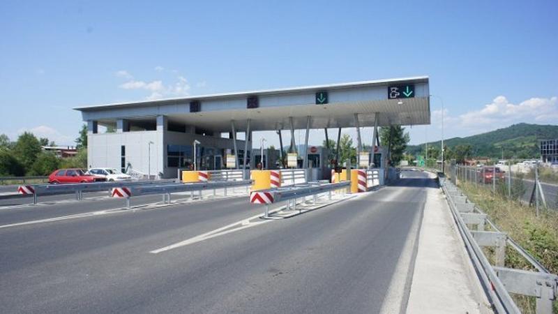 Bośnia i Hercegowina - opłaty za autostrady (punkt opłat w Visoko)