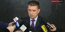 Prokuratura o dymisji komendanta głównego policji