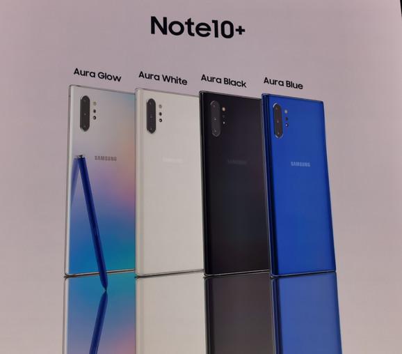Note 10+ podržava 5G mrežu