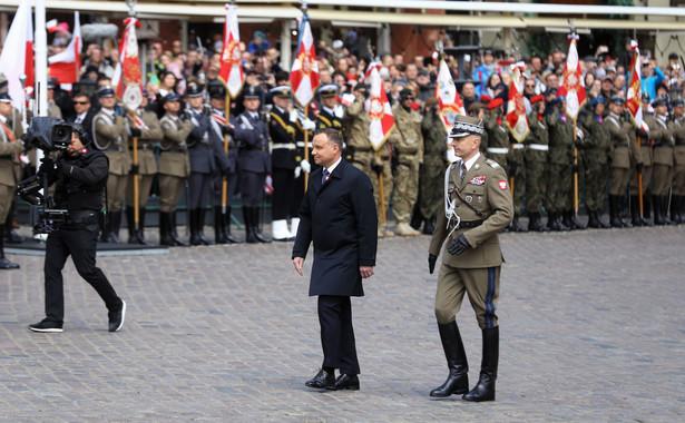 To prezydent Andrzej Duda jest autorem pomysłu, by w naszym kraju wyrosła stała amerykańska baza