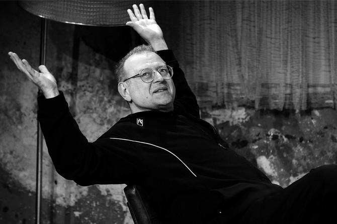 Glumac Boris Komnenović
